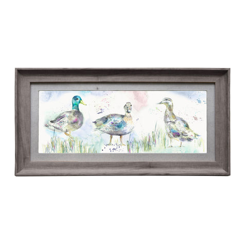 Darling Ducks Picture Voyage Maison Art Stone Frame