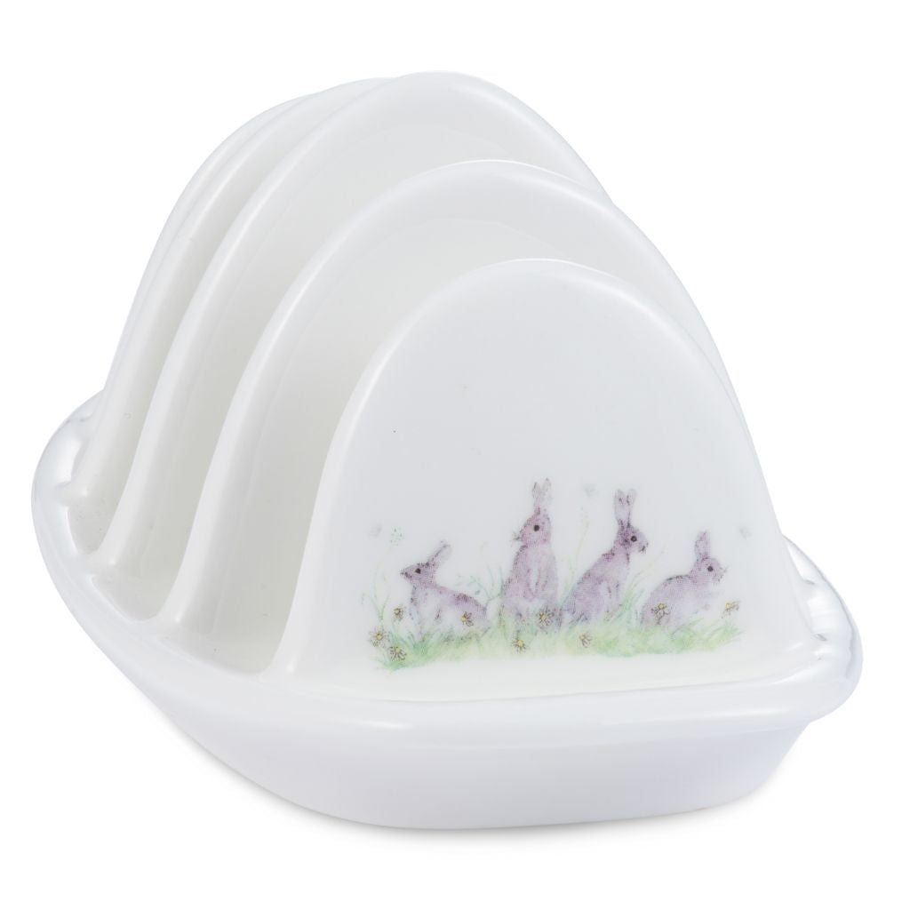 Edgar Green Hare Rabbit Toast Rack