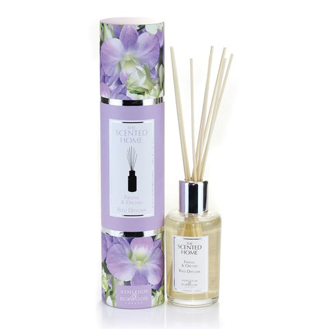 The Scented Home Reed Diffuser - Freesia & Orchid