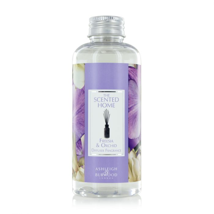 The Scented Home Reed Diffuser Refill - Freesia & Orchid