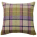Gargrave Lilac Tweed Wool Cushion