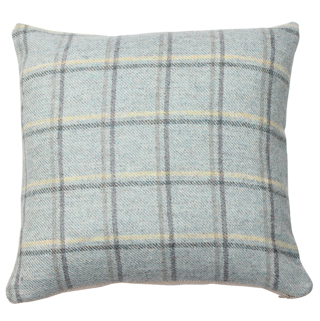 Glacier Duisdale Tweed Wool Cushion