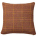 Hadwick Geranium Tweed Wool Cushion