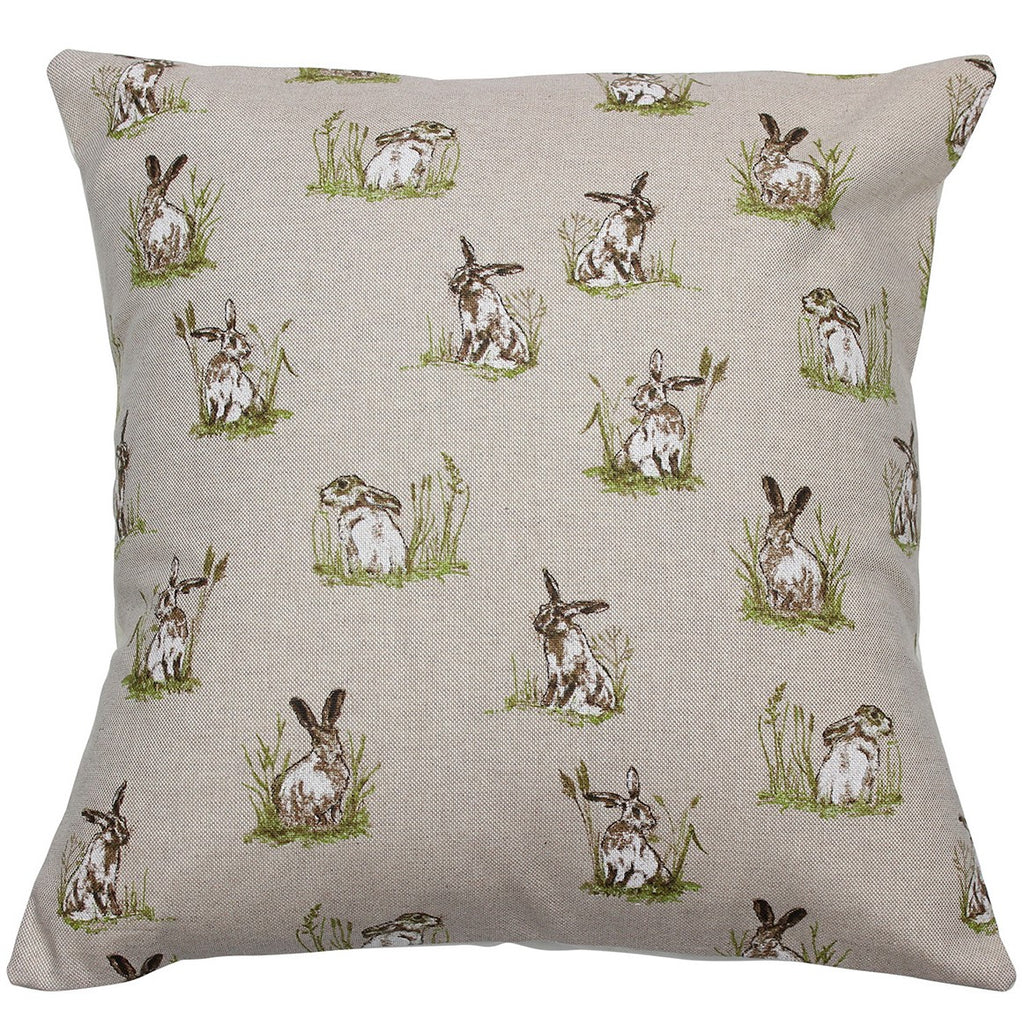 Hares Country Cushion Cover
