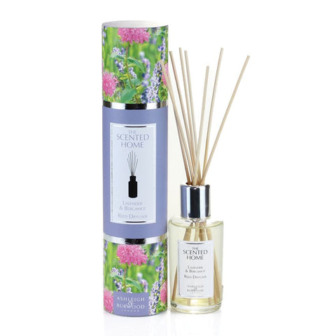 The Scented Home Reed Diffuser - Lavender & Bergamot
