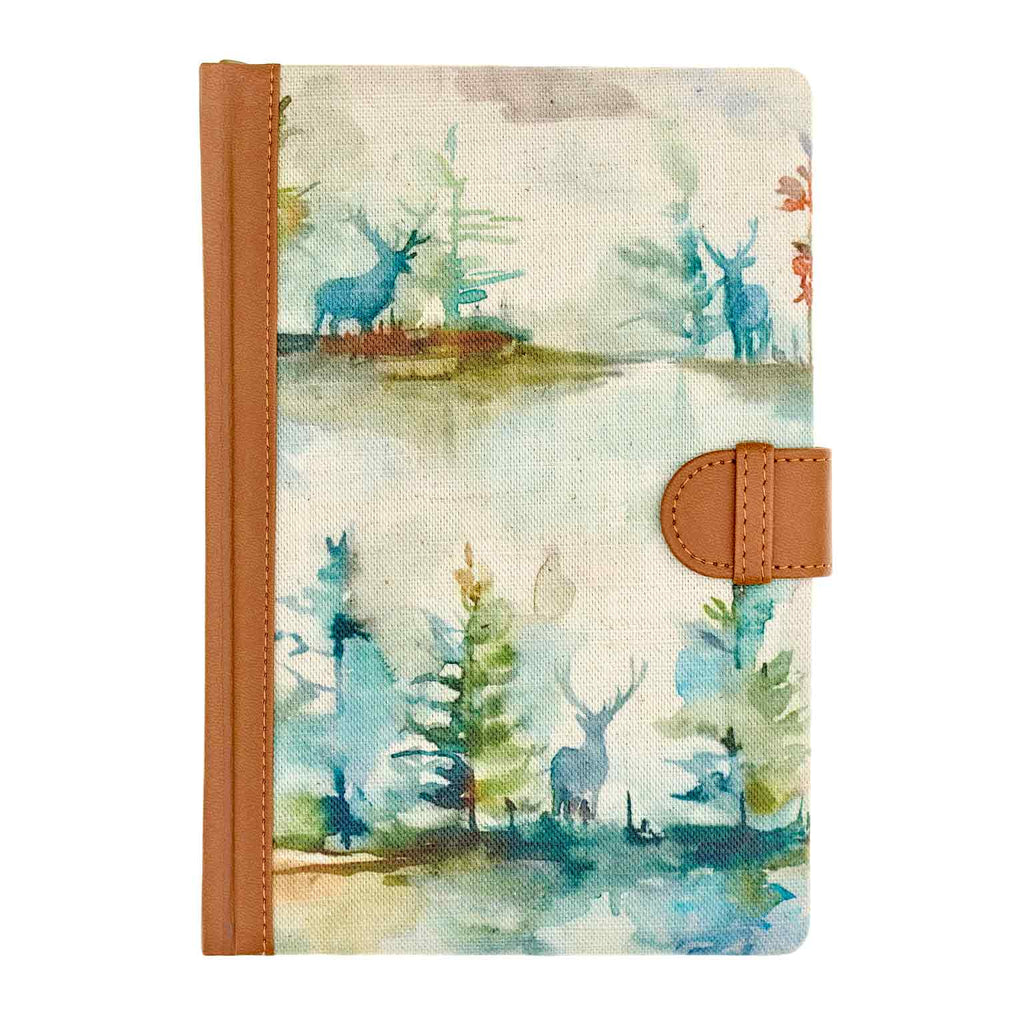 Wilderness Stag Voyage Maison Notebook