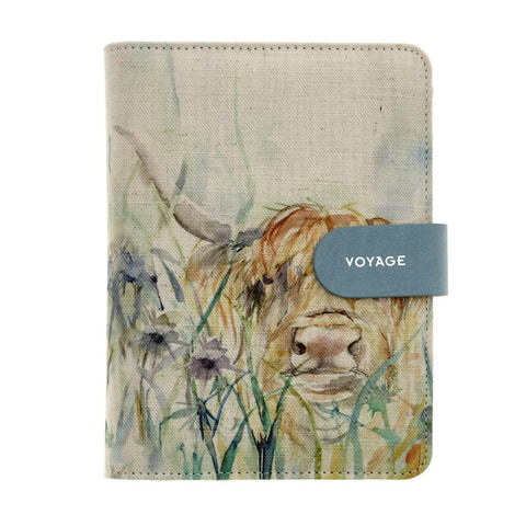 Voyage Maison Bramble View Highland Cow Mini Organiser