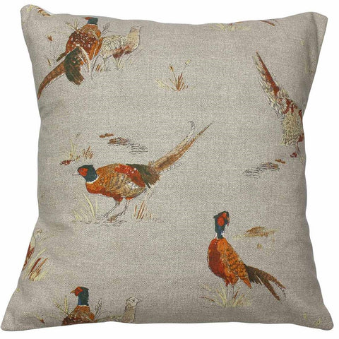 Large Pheasant Cushion Cover