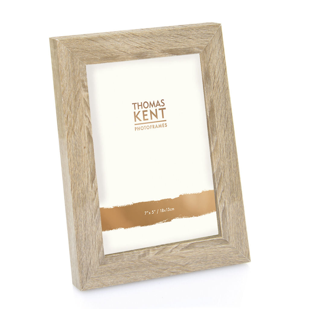 "7"" x 5"" Oak Apple Photo Frame"