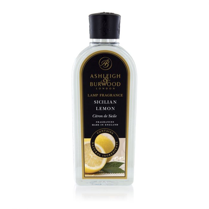 Lamp Fragrance - Sicilian Lemon