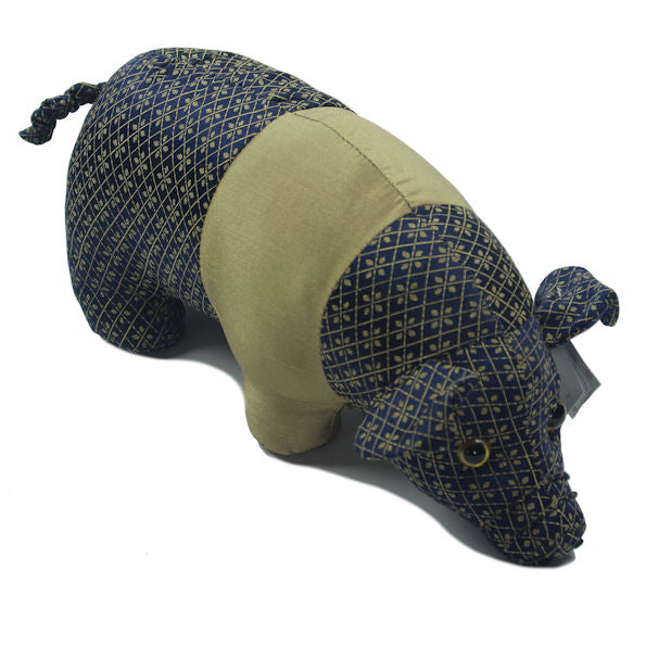 Siouxsie Saddleback Pig Doorstop