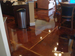 Rosewood on interior floors