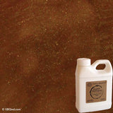 Concrete Acid stain 16 oz bottle - English Mahogany color