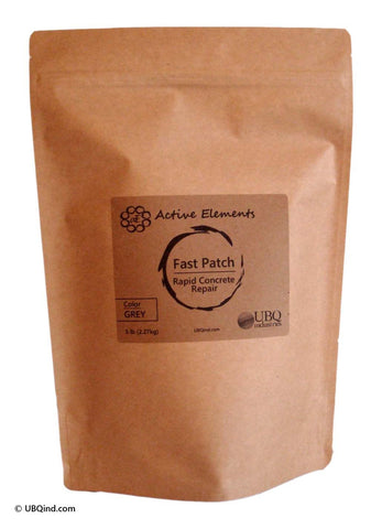 Fast Patch rapid concrete repair - 5lb bag