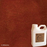 Concrete Acid stain 16oz bottle - Rosewood color