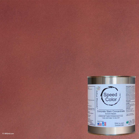 Speed Color - Antique Brick - Concrete paint (brown/red)