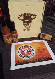 Winner! 25th Annual Austin Chronicle Hot Sauce Festival