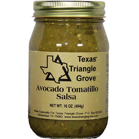 Avocado Tomatillo