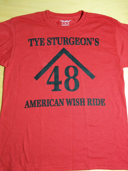 American Wish Ride T-Shirt
