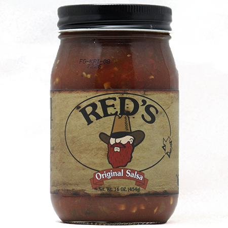 Red's Salsas