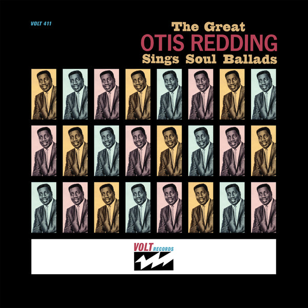 The Great Otis Redding Sings Soul Ballads - 180-Gram Vinyl