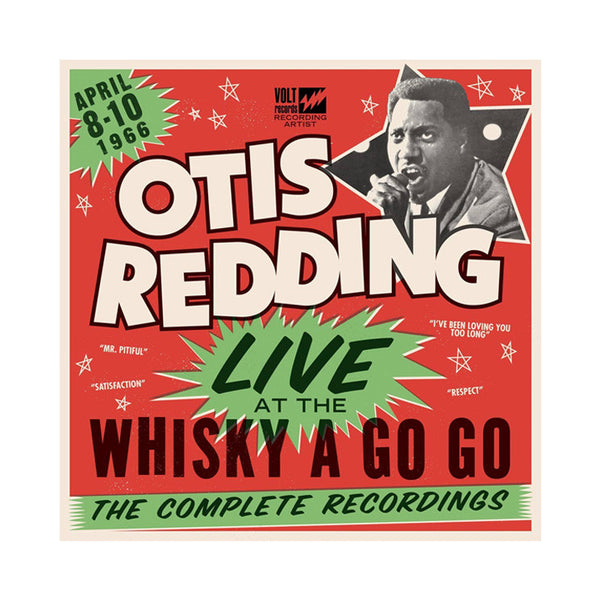 Otis Redding – Live at the Whisky A Go Go: The Complete Recordings
