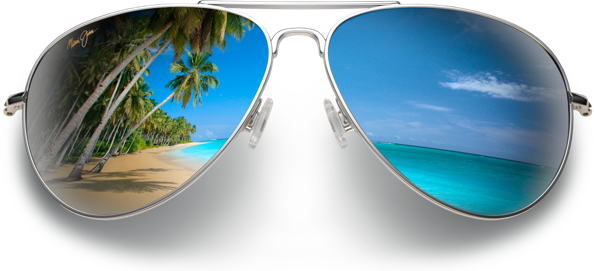 Now's the Time: Maui Jim Sunglasses Restocked