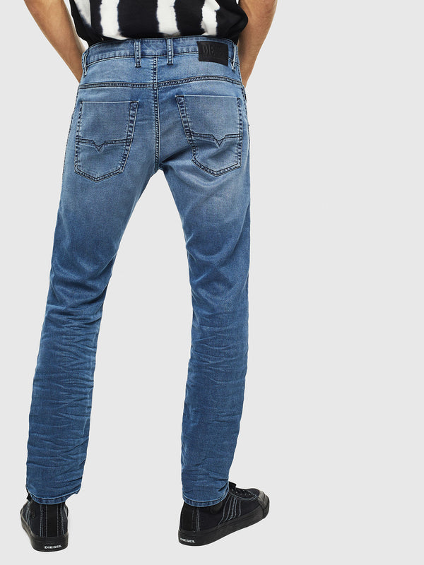 Men's Krooley Joggjeans 069MA Medium Wash Tapered Stretch