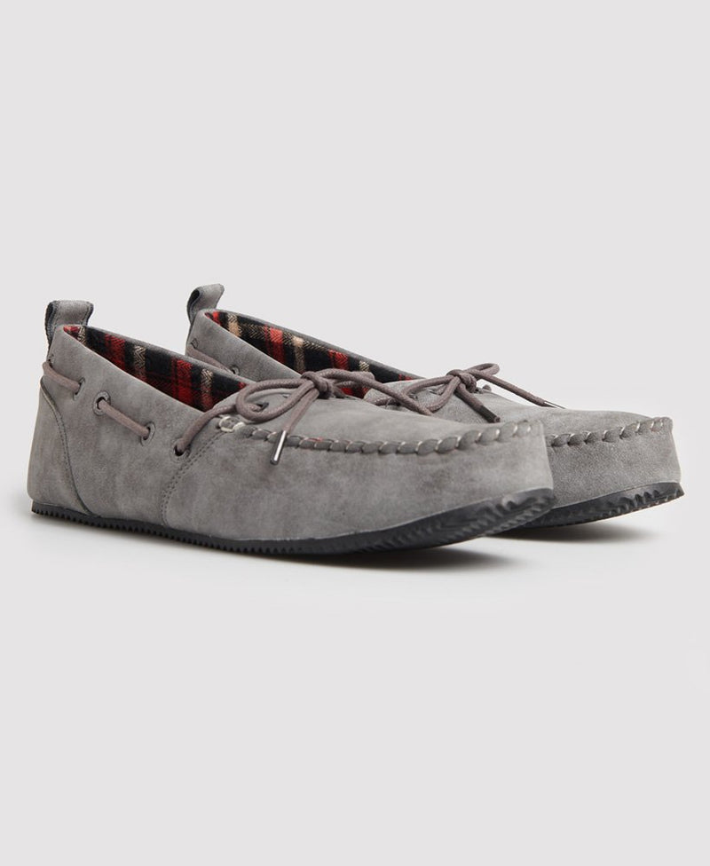 Superdry men's moccasin slippers