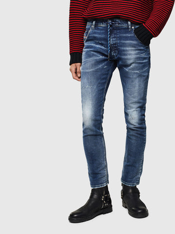 G-Star Men's cargo denim Powel 3D Straight  Tapered Pants Sahara Jeans