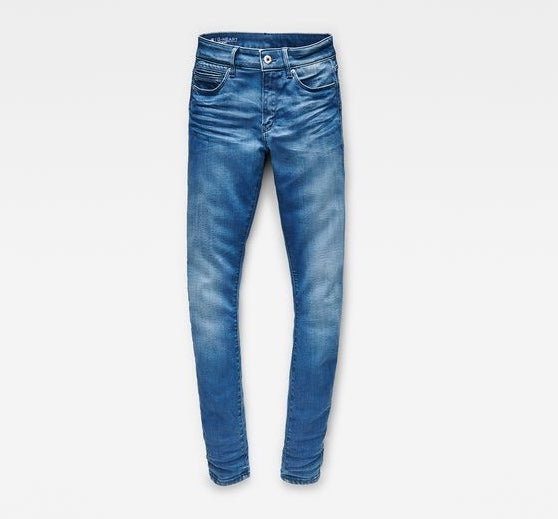 G-Star Raw Denim Shape High Super Skinny Woman's Jeans