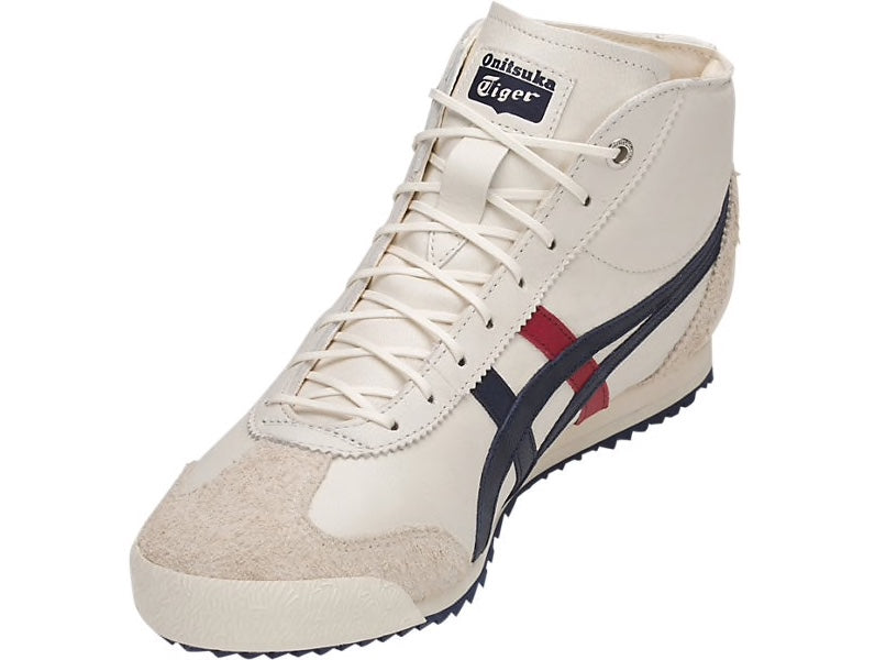Asics-Onitsuka Tiger MEXICO 66 SD MR Hightop Cream/Peacoat Men's
