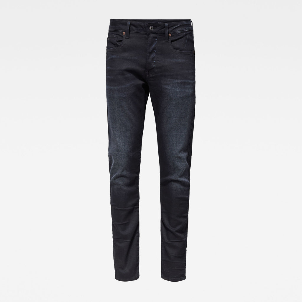 G-Star Raw Men's 3301 Slim Jeans Dark Aged Denim