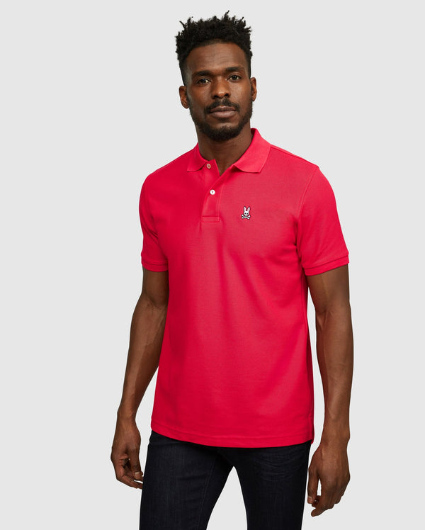 Men's Classic cut Punch Polo