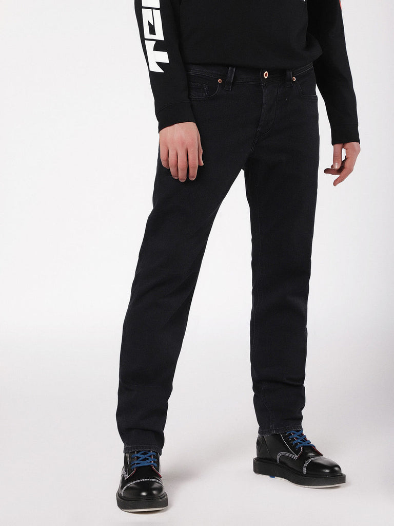 Diesel Men's Denim LARKEE-BEEX Black Denim Jeans