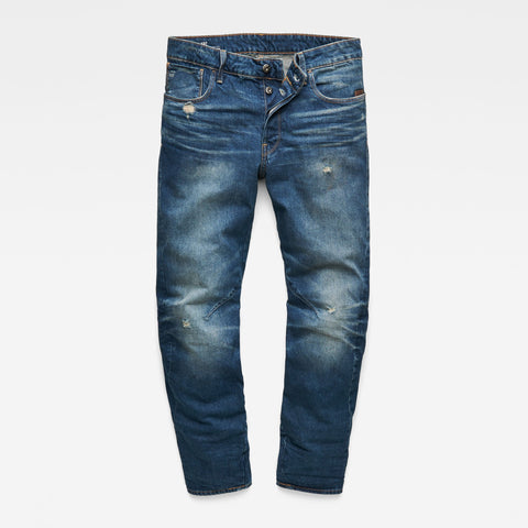 G-Star Men's Denim Medium Aged faded superstretch Jeans