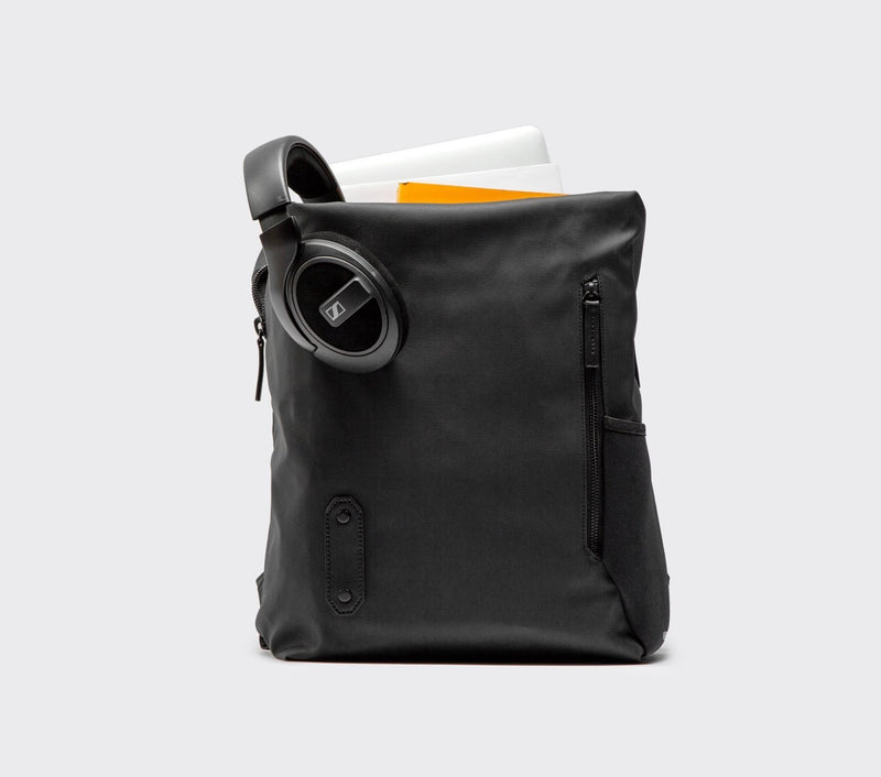 Venque the box backpack black