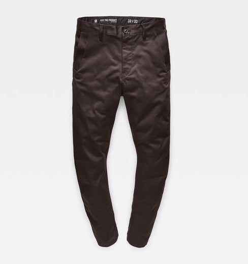 G-Star BRONSON Tapered Men's Chino Pants Raven
