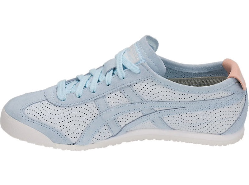 low priced 1c2d2 9a423 Asics Onitsuka tiger Women's mexico 66 sky/sky running shoe leather