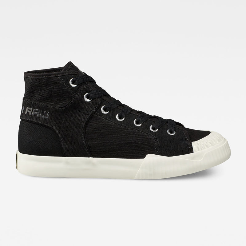 Men's Rackam Tendric mid shoes black