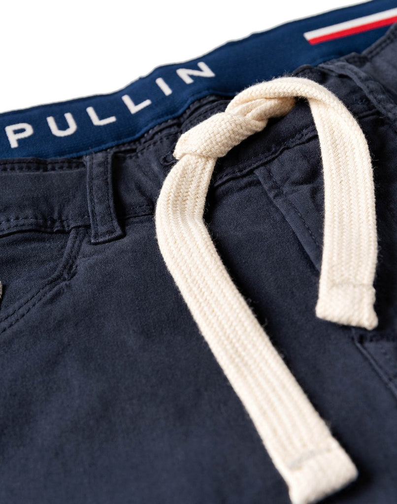 Pullin Men's pants navy dening epic2 tapered joggers