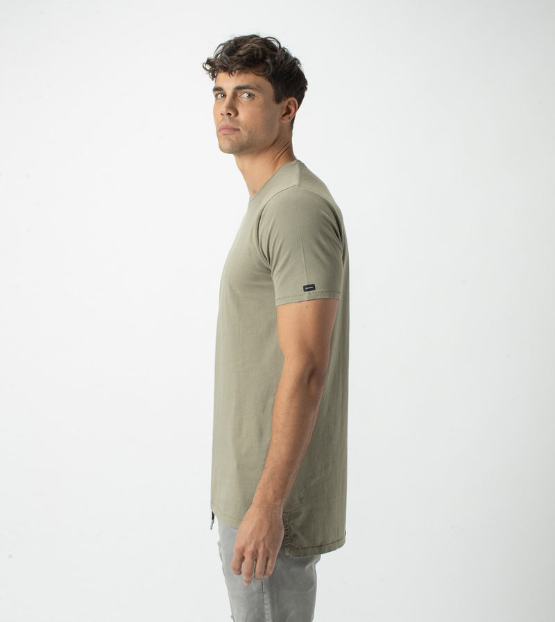 Men's Short Sleeve Flintlock T-shirt Moss