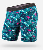 "Men's Classic cut 6.5"" Boxer Brief Paradise Kauai"