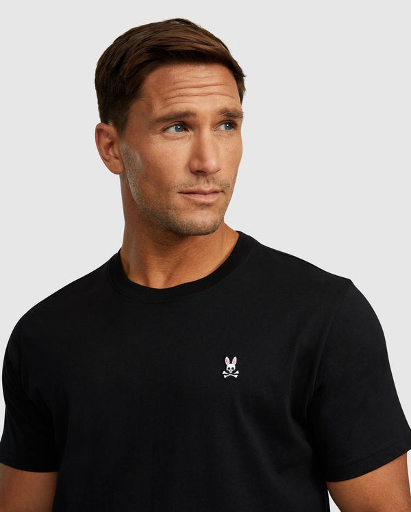 Men's Classic Crew Neck Tee Black