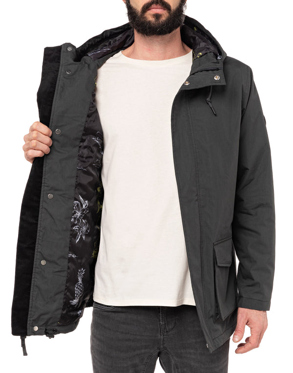Men's Jacket Wind-Stopper Darktropic
