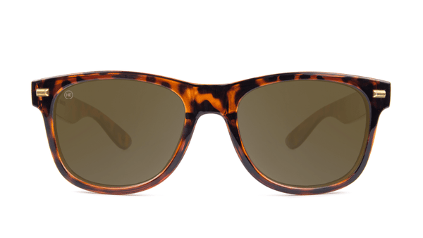 Sunglasses Fort Knocks Tortoise Shell/Amber Polarized