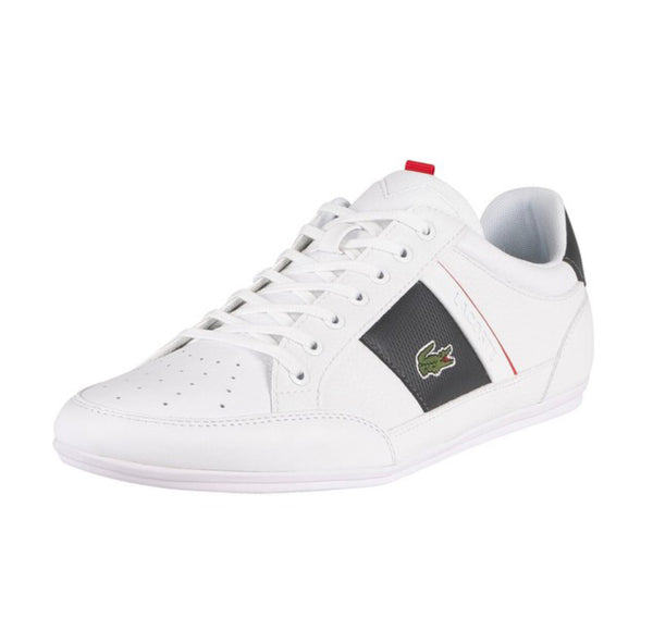 Lacoste Men's Chaymon 07211 CMA White/dark grey Shoes