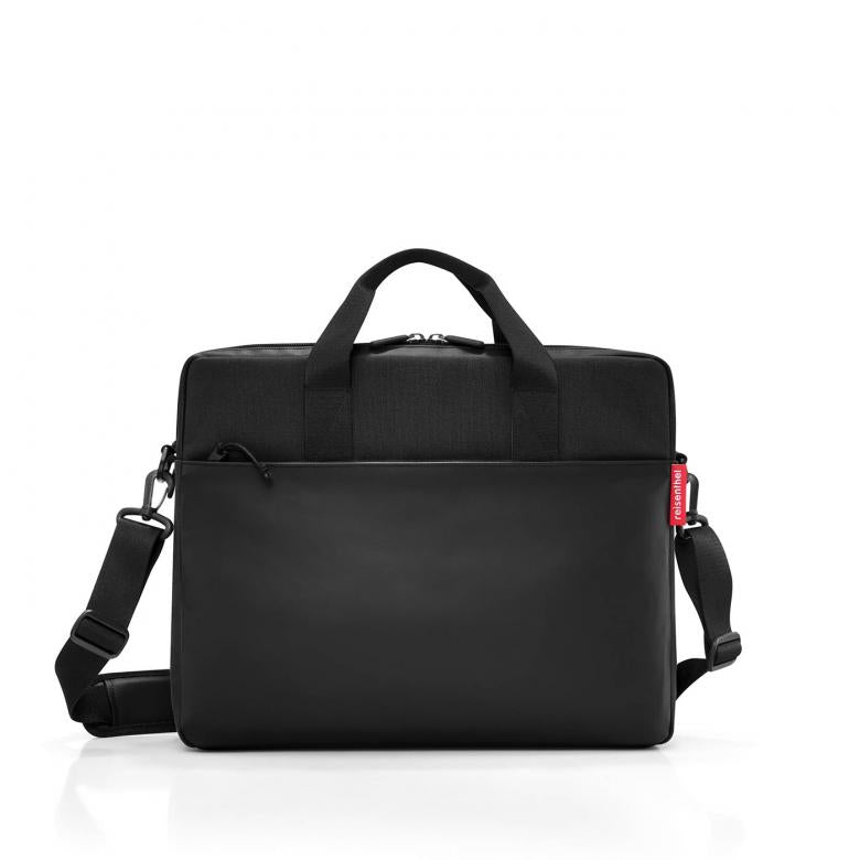 Reisenthel workbag black canvas