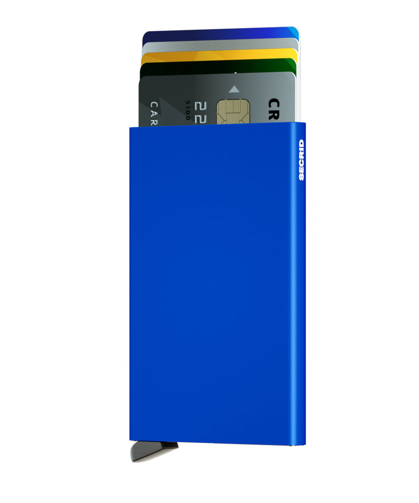 Secrid Card Protector - Blue RFID Secure Wallet-AUTHORIZED DEALER