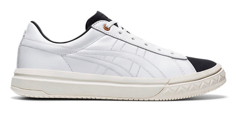 Men's Running Shoes Fabre EX White/White Leather